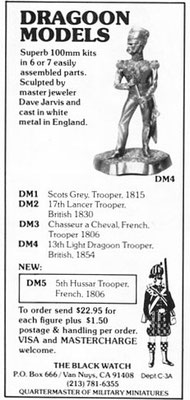 Dragoon Models