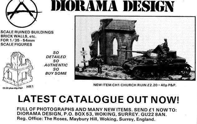 Diorama Design