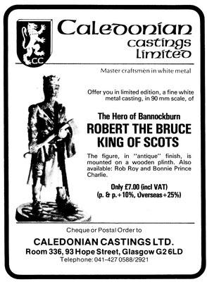Caledonian Casting