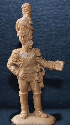 Chintoys set n° 1 French Napoleonic Staff