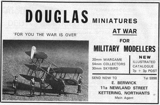 Douglas Miniatures
