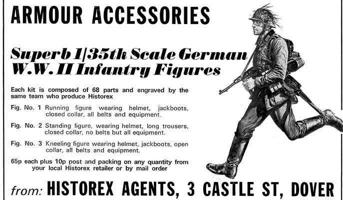 Armour Accessories ( Historex )