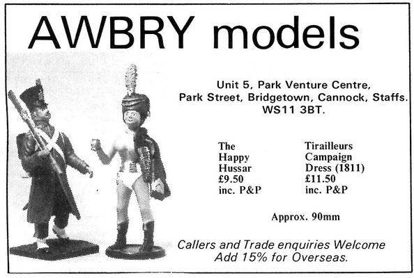 Awbry Models