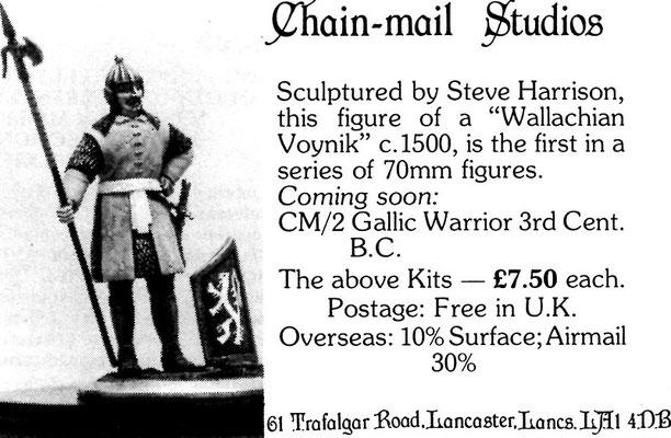Chain Mails Studios