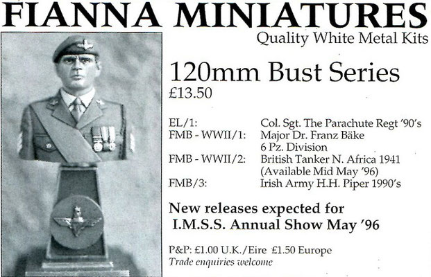 Fianna Miniatures