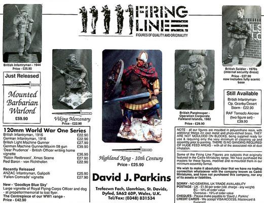 David J. Parkins / Firing Line
