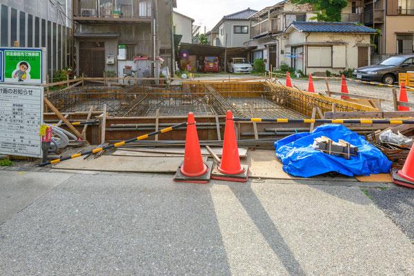 2018年5月29日撮影1(曳舟川通りから)