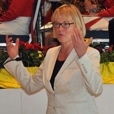 Staatssekretärin Annette Langner