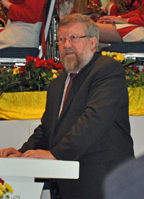 SoVD Bundesvorsitzender Adolf Bauer