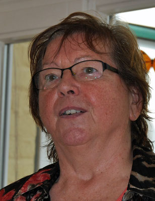 Rosemarie Fiebig, Ortsverband Bad Oldesloe