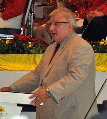 Landtagspräsident Klaus Schlie