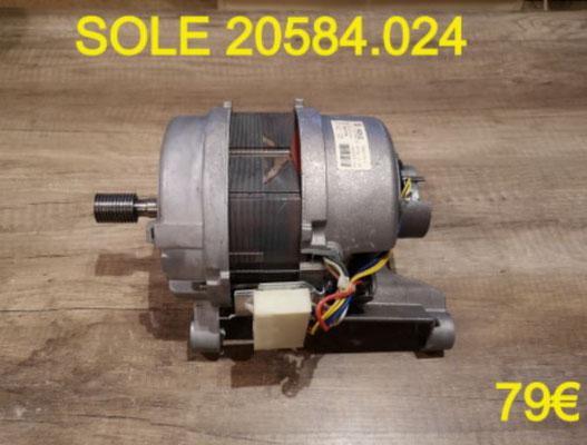 MOTEUR LAVE-LINGE : SOLE 20584.024