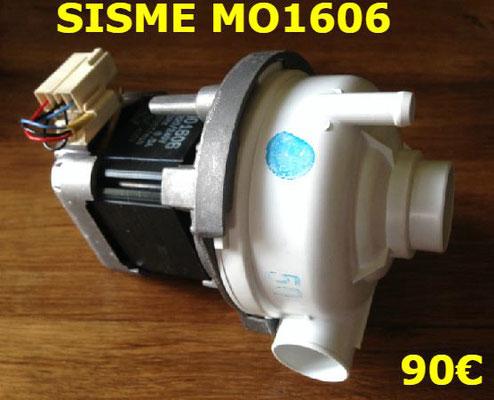 POMPE DE CYCLAGE LAVE-VAISSELLE : SISME MO1606