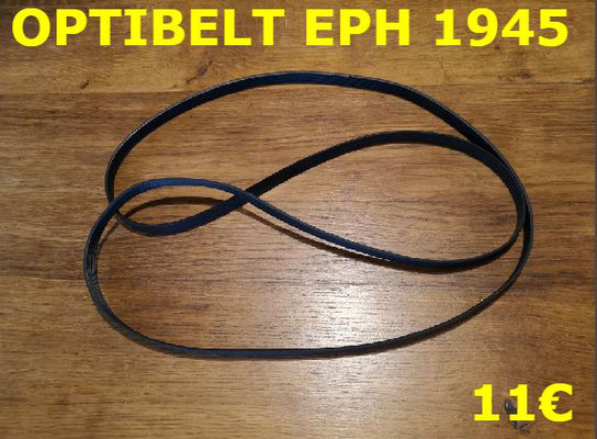COURROIE SÈCHE-LINGE : OPTIBELT EPH1945