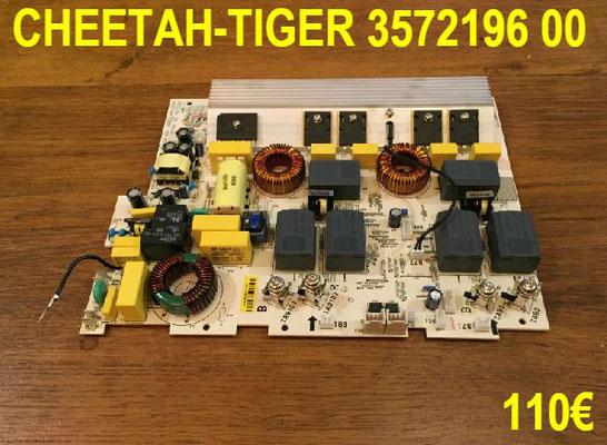 CARTE DE PUISSANCE PLAQUE VITROCÉRAMIQUE : CHEETAH-TIGER 357219600