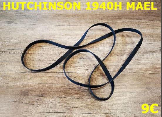 COURROIE SÈCHE-LINGE : HUTCHINSON 1940H MAEL