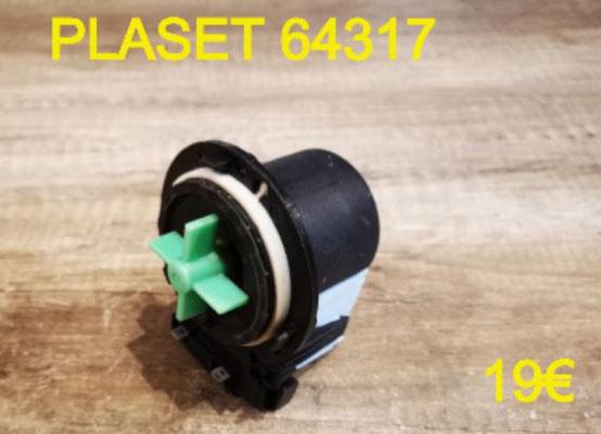 POMPE DE VIDANGE : PLASET 64317