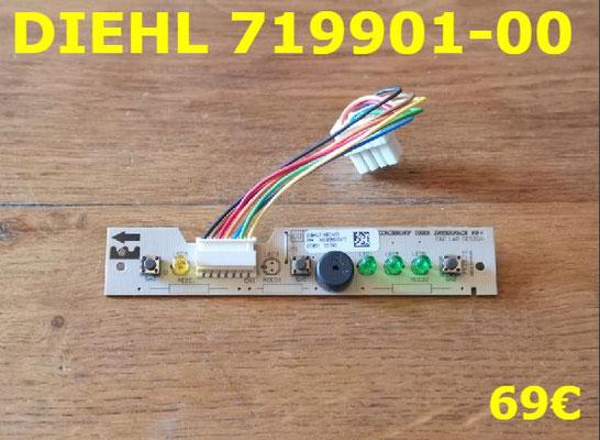 CARTE DE COMMANDE COMBI : DIEHL 719901-00