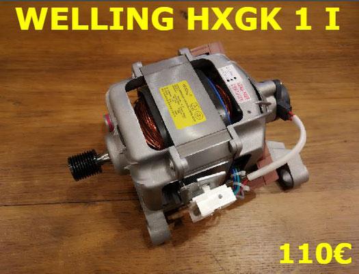 MOTEUR LAVE-LINGE : WELLING HXGK1I