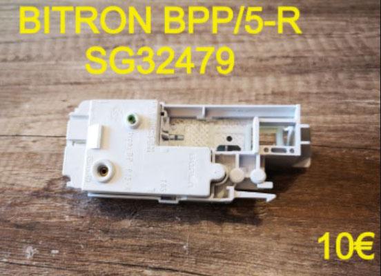 VERROU DE PORTE LAVE-LINGE : BITRON BPP/5-R SG32479