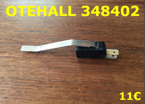 MICRO-SWITCH : OTEHALL 348402