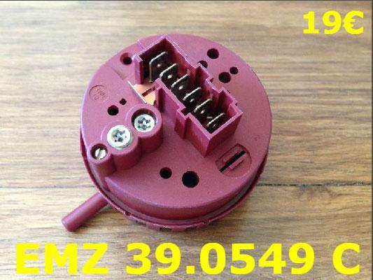 PRESSOSTAT : EMZ 39.0549C