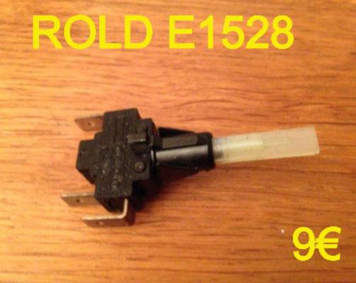 INTERRUPTEUR : ROLD E1528