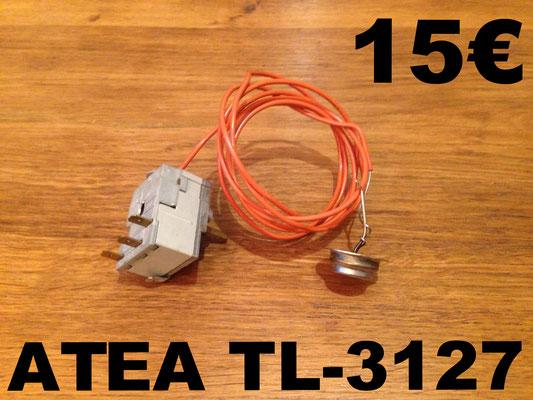 THERMOSTAT RÉGLABLE LAVE-LINGE : ATEA TL3127