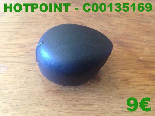 MANETTE DE COMMANDE : HOTPOINT C00135169