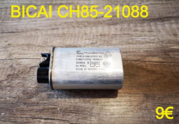 CONDENSATEUR MICRO-ONDES : BICAI CH85-21088