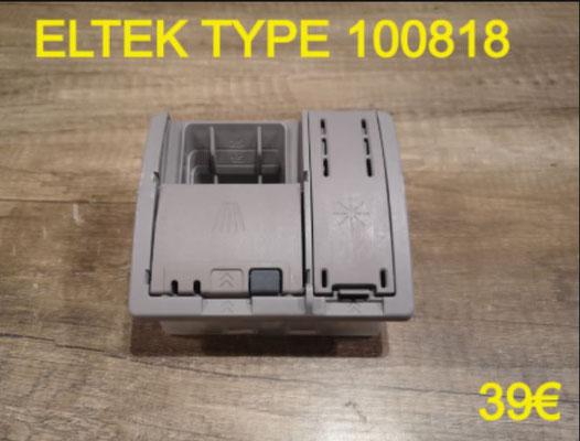 BOITE A PRODUITS LAVE-VAISSELLE : ELTEK TYPE 100818