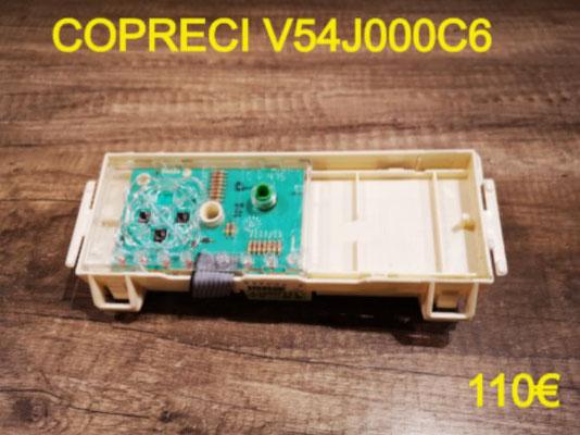 CARTE DE COMMANDE LAVE-VAISSELLE : COPRECI V54J000C6