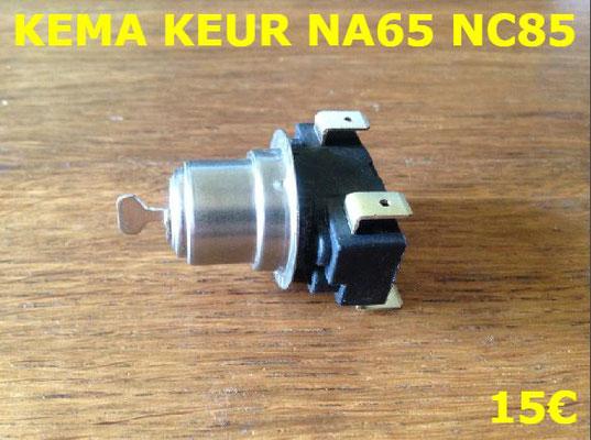 KLIXON : KEMA KEUR NA65 NC85