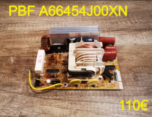CARTE DE PUISSANCE FOUR M-O : PBF A66454J00XN