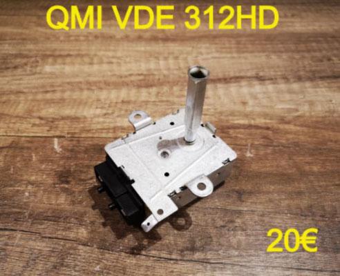 MOTEUR TOURNEBROCHE FOUR : QMI VDE 312HD