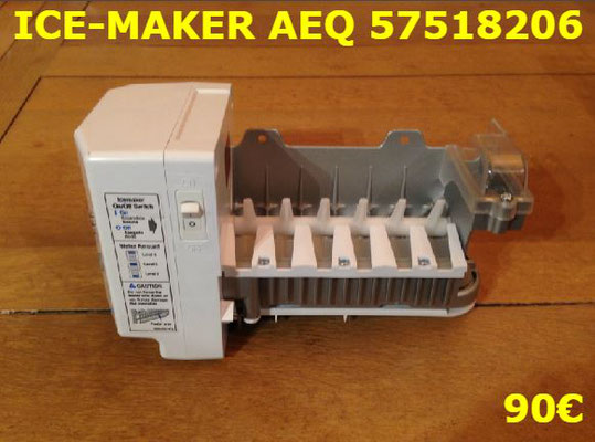 FABRIQUE A GLACE : ICE-MAKER AEQ57518206