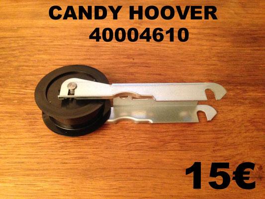 GALET TENDEUR SÈCHE-LINGE : CANDY HOOVER  40004610