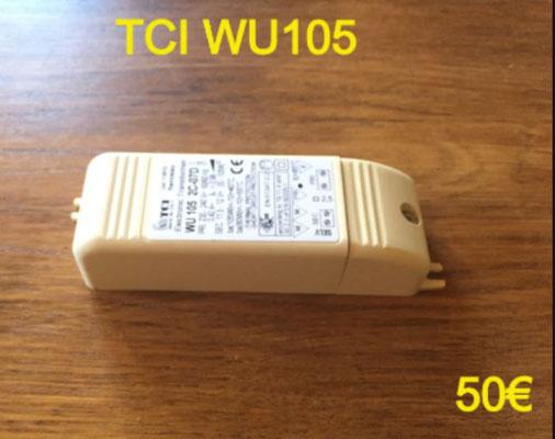 TRANSFORMATEUR DE HOTTE 220/12 VOLTS : TCI WU105