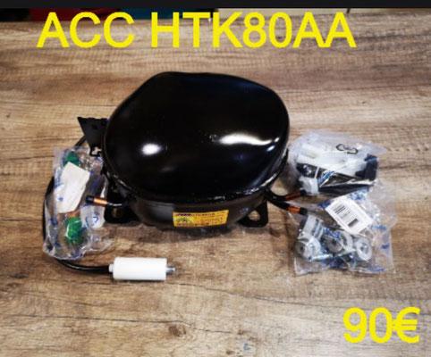 COMPRESSEUR FRIGO : ACC HTK80AA