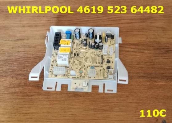 CARTE DE PUISSANCE COMBI : WHIRLPOOL 461952364482