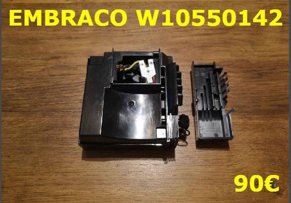 CARTE DE PUISSANCE CONGELATEUR : EMBRACO W10550142