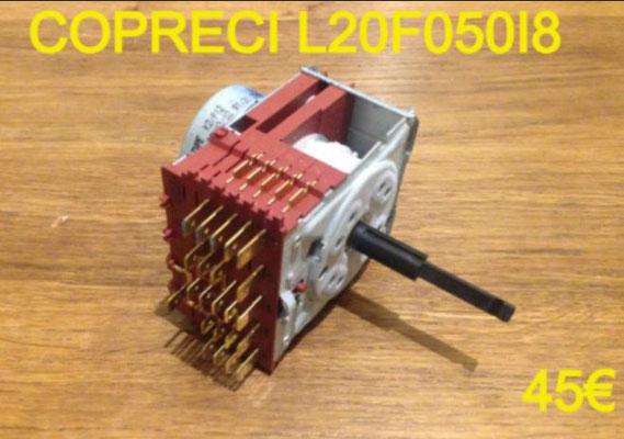 PROGRAMMATEUR LAVE-LINGE : COPRECI L20F050I8