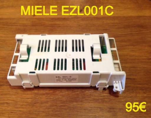 CARTE DE PUISSANCE LAVE-LINGE : MIELE EZL001C