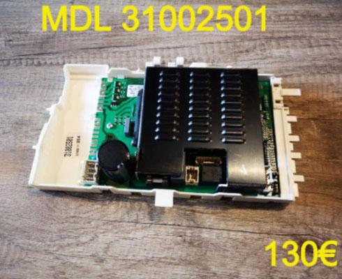 CARTE DE PUISSANCE LAVE-LINGE : MDL 31002501