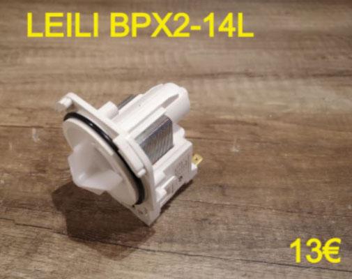 POMPE DE VIDANGE : LEILI BPX2-14L