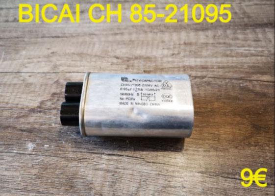 CONDENSATEUR MICRO-ONDES : BICAI CH85-21095