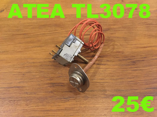 THERMOSTAT LAVE-LINGE : ATEA TL3078
