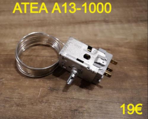 THERMOSTAT FRIGO : ATEA A13-1000