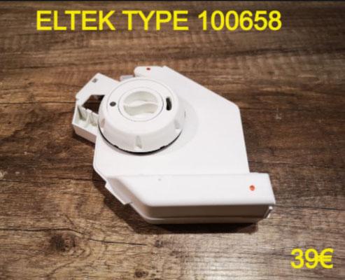 BOITE A PRODUITS LAVE-VAISSELLE : ELTEK TYPE 100658
