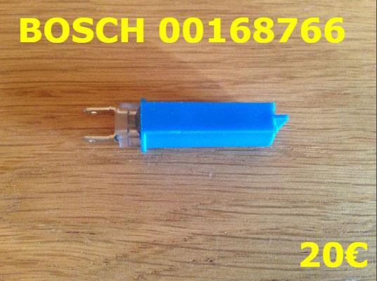 SONDE DE TEMPÉRATURE FRIGO : BOSCH 00168766